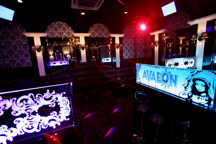 新宿歌舞伎町ホストクラブ アーヴァロン3