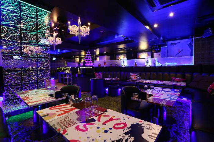 新宿歌舞伎町ホストクラブ アクア2