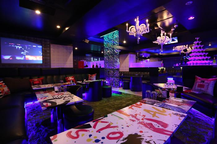 新宿歌舞伎町ホストクラブ アクアドライブ3