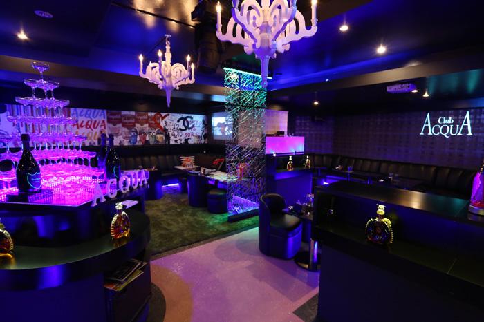 新宿歌舞伎町ホストクラブ アクアドライブ4